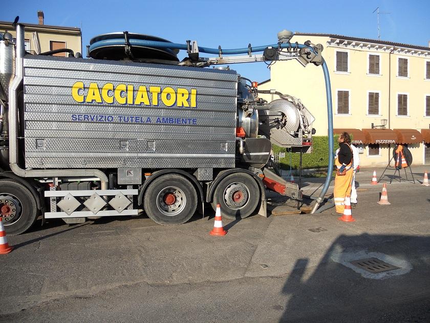 Autospurghi Con Canal-Jet Ad Alta Pressione